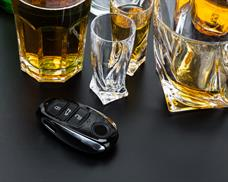 Car keys and Alcohol - DUI defense in Denver